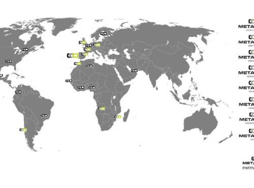 Metalusa® cria divisão Export & Engineering