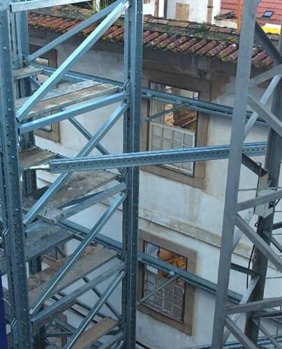 Construção de Edifício Residencial Aveiro