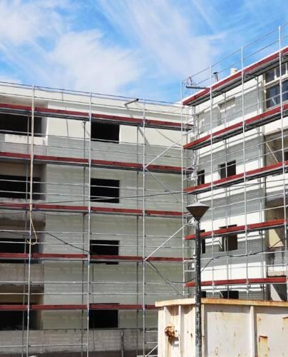 Reabilitação de Edifício misto, Comercial e Residencial